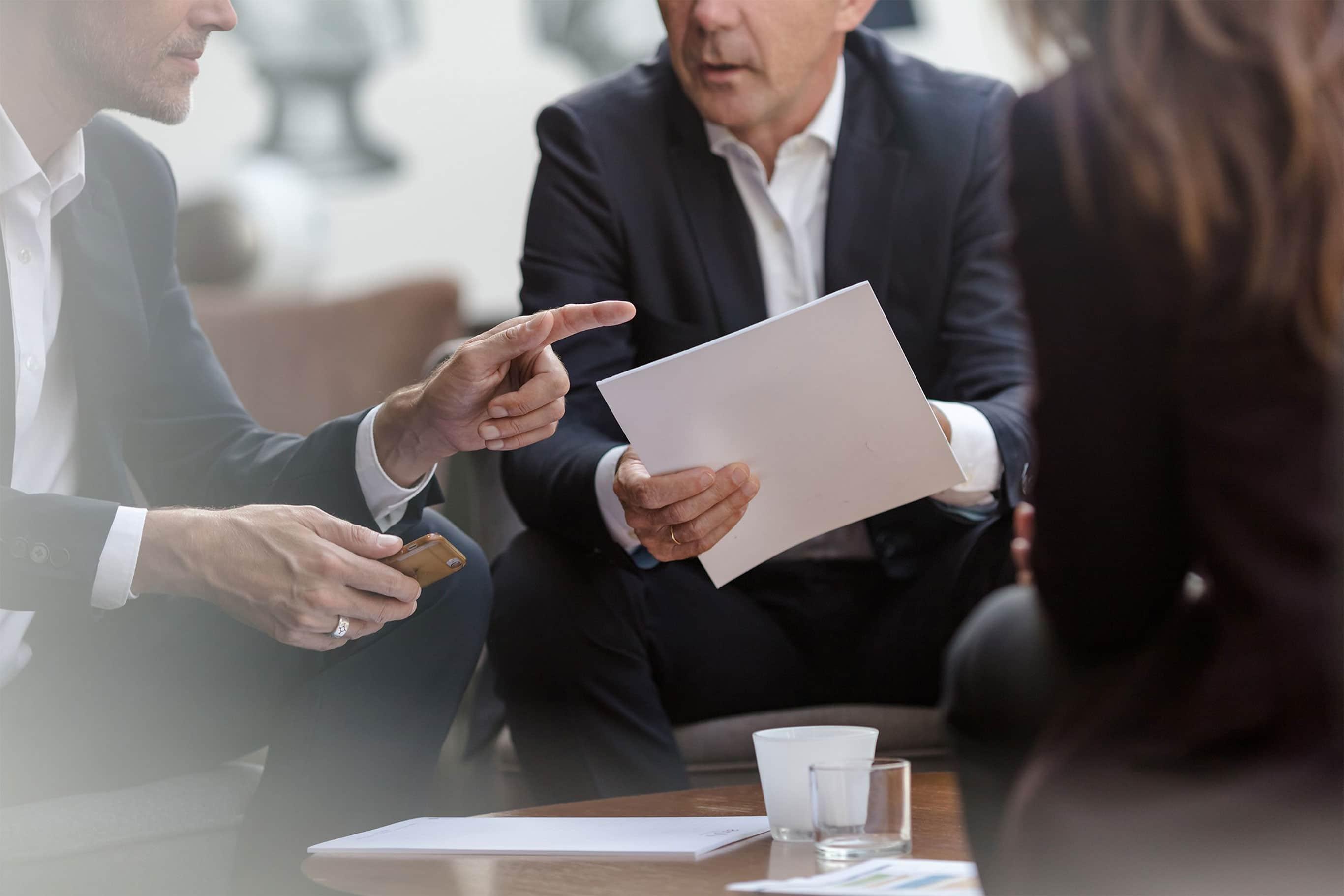 Le métier de manager de transition - Choisir son statut