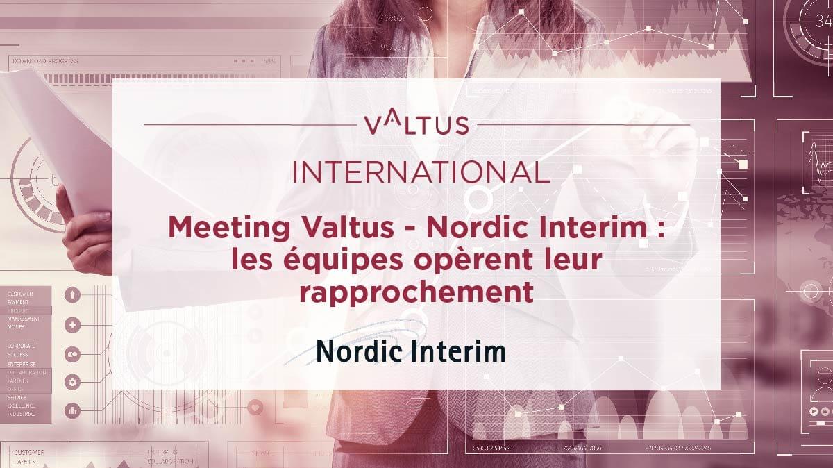Meeting Valtus Nordic Interim