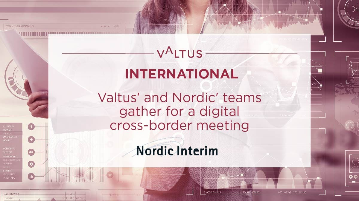 Meeting Valtus Nordic Interim