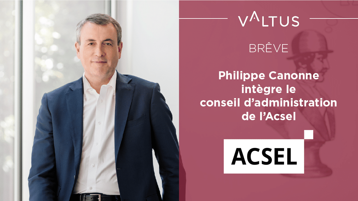 Philippe Canonne Acsel Valtus