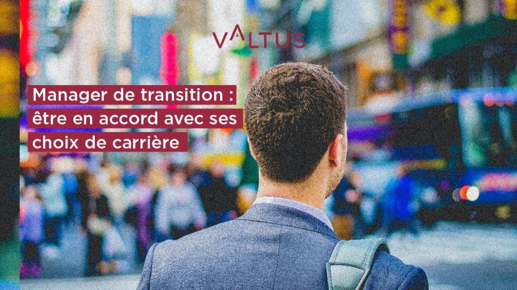 Plan de carrière : pourquoi devenir manager de transition