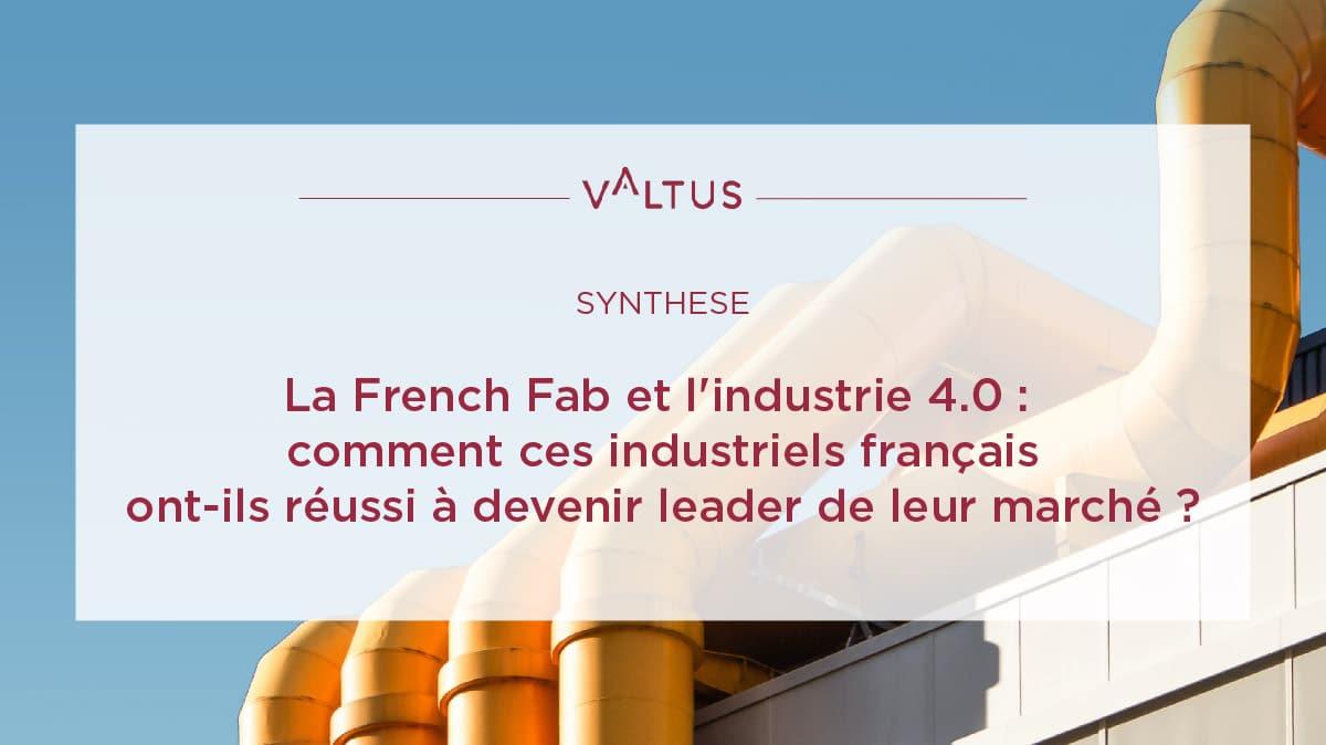 L'industrie française, entre rebond et renaissance