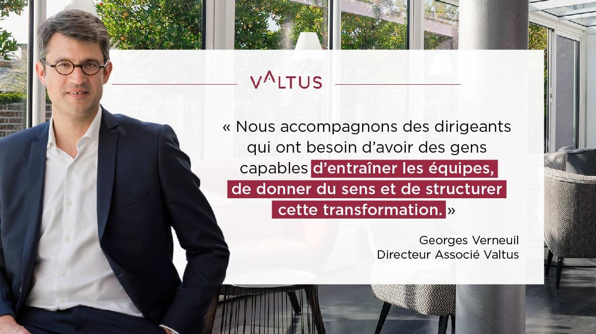 Georges Verneuil répond aux questions de Stéphane Soumier sur BSmart TV
